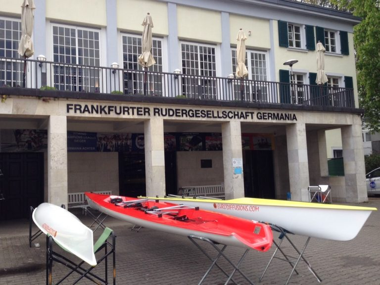 Frankfurter Rudergesellschaft Germania Coastal Rowing