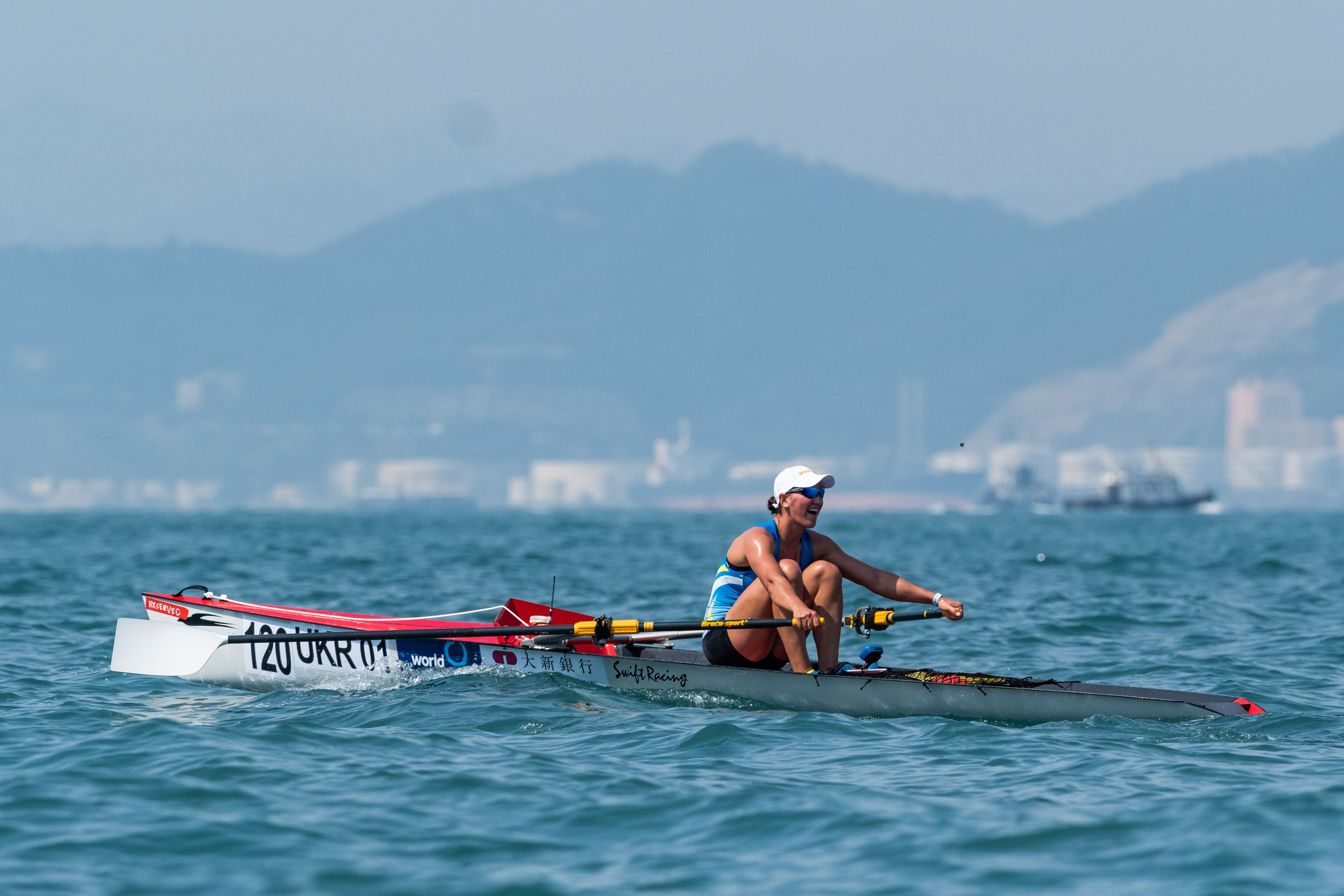 Coastal Boote Swift Racing WM 2019 Hongkong